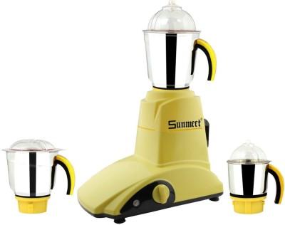 Sunmeet MG16-394 3 Jars 600W Mixer Grinder