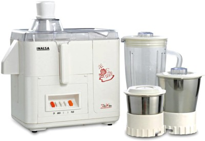 Inalsa Star Dx 3 Jars 500W Juicer Mixer Grinder
