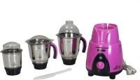 EcoPlus Dynamic 750 W Mixer Grinder(Pink, 3 Jars)