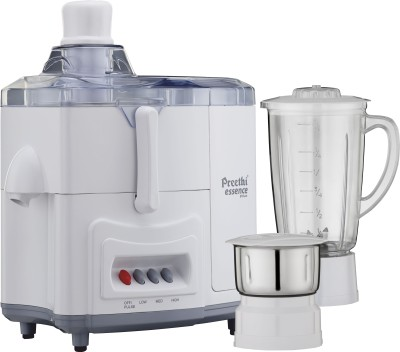 Preethi-Essence-Plus-CJ-102-600W-Juicer-Mixer-Grinder