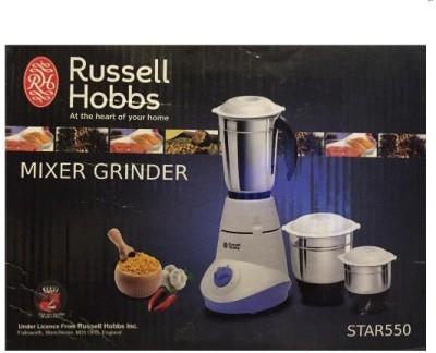 Russell Hobbs Star 550W Mixer Grinder (3 Jars)