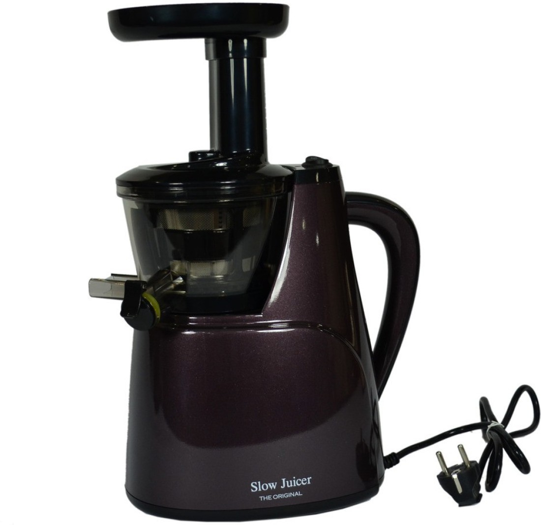 Slow Juicer The Original 150 W Juicer(Purple, 1 Jar)
