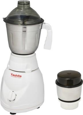 Yashita-Compact-II-400W-Mixer-Grinder-(2-Jars)