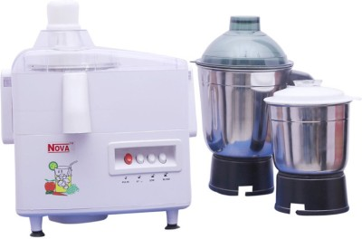Nova Glory 500W Juicer Mixer Grinder
