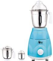 Apex FANTASY PLUS 750 W Mixer Grinder(sky blue, 3 Jars)