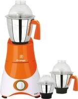 ORANGE LiftO(Orange) 1000 W Mixer Grinder(Multicolor, 3 Jars)