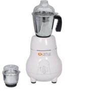 Artus Atom 450 W Mixer Grinder(White, 2 Jars)