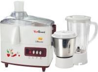 VOLTGUARD 450 WATTS DESIRE 450 W Juicer Mixer Grinder(White, 2 Jars)