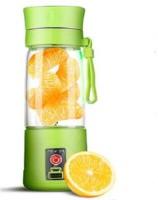 Flintstop Electric Juicer - Green by Flintstop 200 W Juicer(Green, 1 Jar)