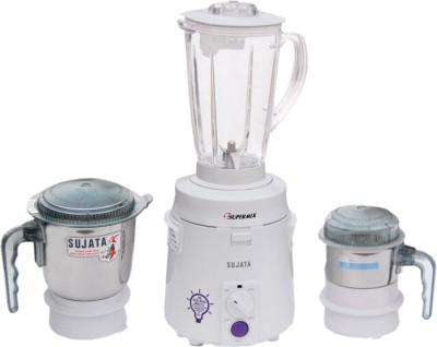 Sujata-Supermix-900W-Mixer-Grinder-(3-Jars)
