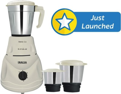 Inalsa-Astra-LX-550W-Mixer-Grinder-(3-Jars)