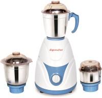 SignoraCare ECO PLUS 3 500 W Mixer Grinder(Blue, 3 Jars)