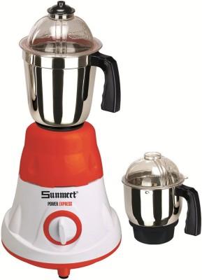 Sunmeet MG16-550 2 Jars 600W Mixer Grinder