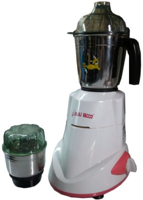 BAJAJ VACCO M-02 Mixer Two in One 450 W Mixer Grinder