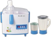 Blue Me Champion 450 W Juicer Mixer Grinder(White, 2 Jars)