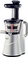 Eveready LIIS Slow Juicer 150 W Juicer(Black and Silver)