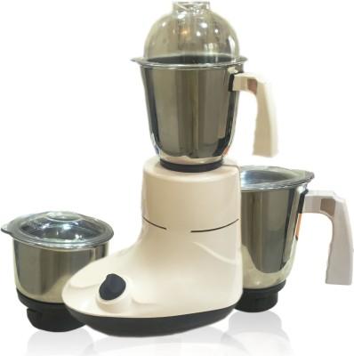 Pigeon Ivory 550W Mixer Grinder (3 Jars)