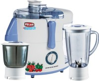 Polar GRINDER JMG2500 500 W Juicer Mixer Grinder(Multicolor, 2 Jars)