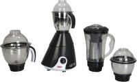 EcoPlus Dark fantasy 750 W Juicer Mixer Grinder(Black, 3 Jars)
