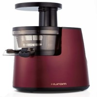 Hurom HHRBC 150 W Juicer Mixer Grinder(RED WINE, 2 Jars)