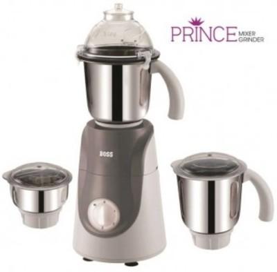 Boss-Prince-750W-Mixer-Grinder-(3-Jars)