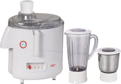 JSM Power Plus 500W Juicer Mixer Grinder