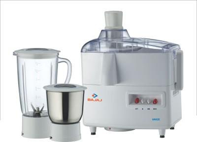 Bajaj Amaze Juicer Mixer Grinder 450 W Juicer Mixer Grinder