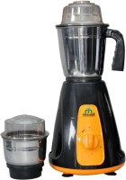 Max Well Dhoom 450 W Mixer Grinder(Bleck, 2 Jars)