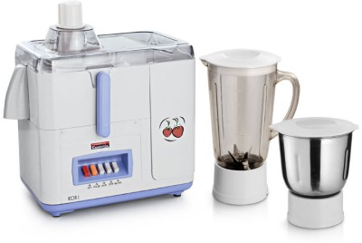 Padmini Icon 450 W Juicer Mixer Grinder