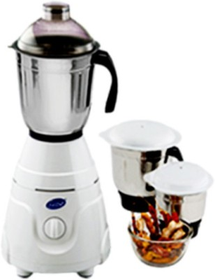Glen-GL-4021-550W-Mixer-Grinder-(With-3-Jars)