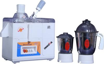 Zenstar Innova 400 W Juicer Mixer Grinder