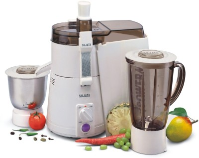 Sujata Powermatic Plus 810W Juicer Mixer Grinder