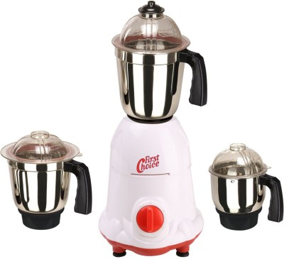 First choice MG16-56 3 Jar 750 W Mixer Grinder