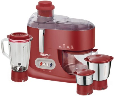 Maharaja-Whiteline-Ultimate-Happiness-550W-Mixer-Grinder