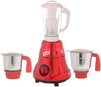 First Choice Latest Jar attachments of chutney medium & juicer jarType-545 750 W Juicer Mixer Grinder(Multicolor, 3 Jars)