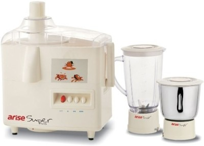 Arise Super Plus 550 W Juicer Mixer Grinder