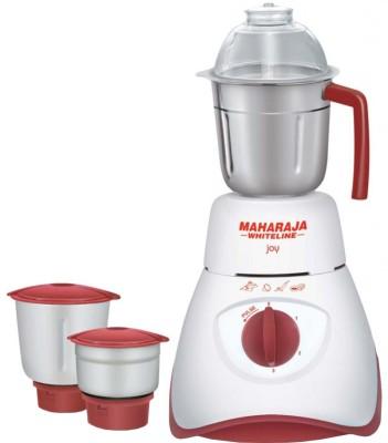Maharaja Whiteline MX-130 550W Mixer Grinder (3 Jars)