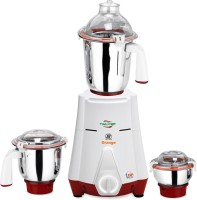 ORANGE Twister 1000 W Mixer Grinder(Multicolor, 3 Jars)