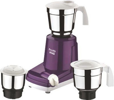 Preethi Eco Chef Star - MG 204 500W Mixer Grinder