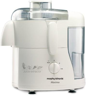 Morphy Richards Maximo 450 Watts Juice Extractor