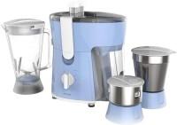 Philips HL7576/00 600 W Juicer Mixer Grinder(Celestial Blue & Bright White, 3 Jars)