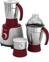 Philips HL7710 /00 600 W Mixer Grinder(Red, White, 3 Jars)