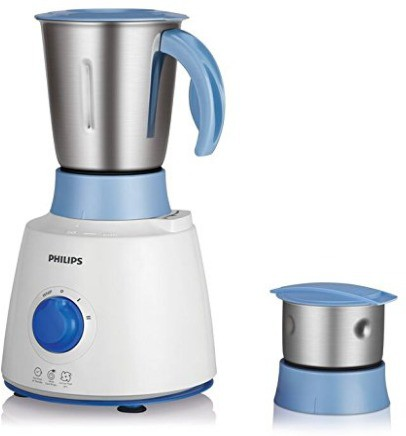 Philips hl 7600 500 W Mixer Grinder(White, 2 Jars)
