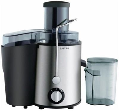 Baltra bjmg 102 500 W Juicer Mixer Grinder(Black, Silver, 2 Jars)