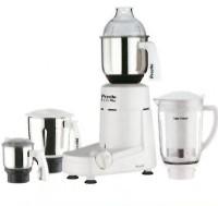 Preethi Eco Plus - MG 157 750 W Mixer Grinder(White, 4 Jars)