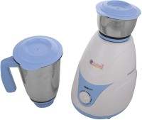 Goldwell SMART-777 500 W Mixer Grinder(White, 2 Jars)