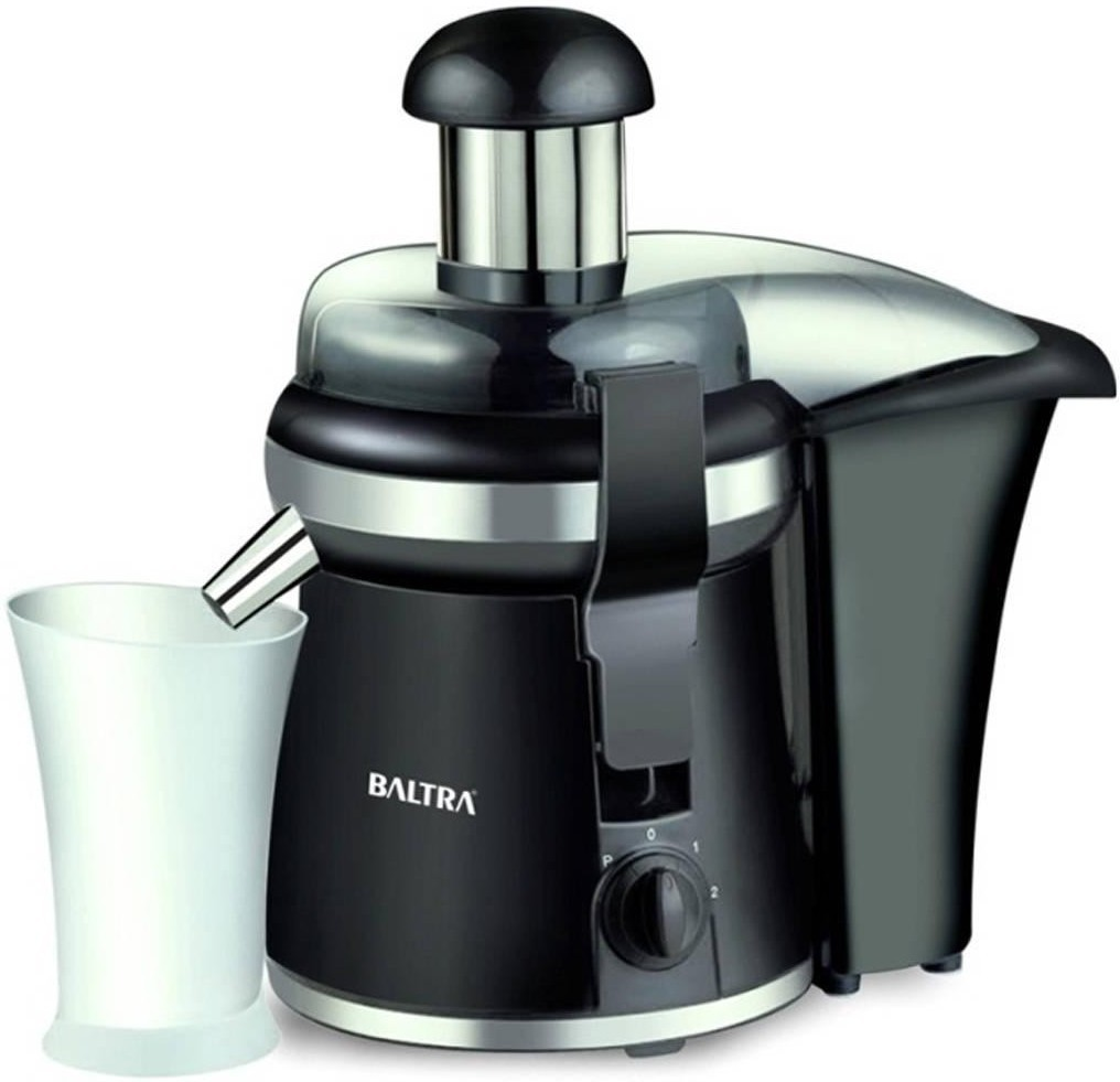 Baltra BJMG 103 450 W Juicer Mixer Grinder(Black, 1 Jar)