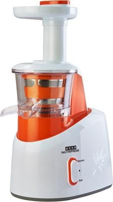 Usha Nutripress CPJ 361S 200W Cold Press Juicer