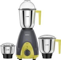 Havells Sprint 500 W Mixer Grinder(Grey & Green combination, 3 Jars)