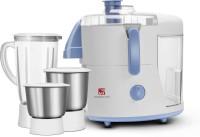 BTL Bajaj J-7 500 W Juicer Mixer Grinder(White, 3 Jars)